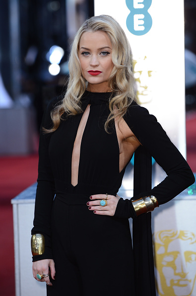 Chunky Jewelry「EE British Academy Film Awards - Red Carpet Arrivals」:写真・画像(14)[壁紙.com]