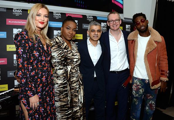 MTV Video Music Awards「Mayor Of London, Sadiq Khan, Announces London As Host City For The 2017 MTV EMA's」:写真・画像(12)[壁紙.com]