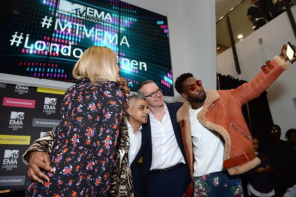 MTV Video Music Awards「Mayor Of London, Sadiq Khan, Announces London As Host City For The 2017 MTV EMA's」:写真・画像(13)[壁紙.com]