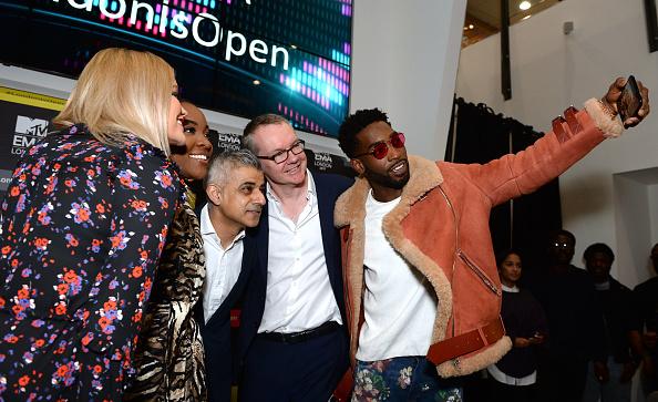 MTV Video Music Awards「Mayor Of London, Sadiq Khan, Announces London As Host City For The 2017 MTV EMA's」:写真・画像(14)[壁紙.com]