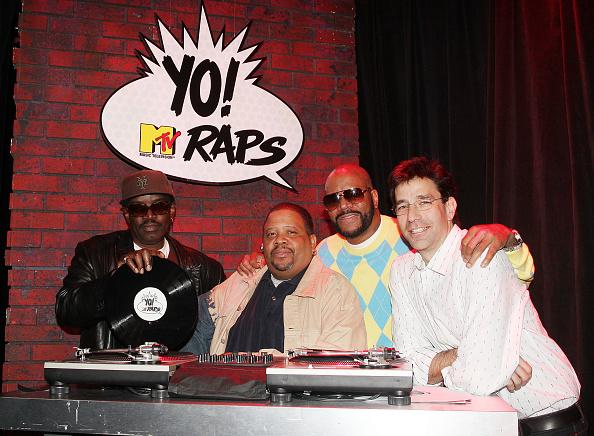Scott Gries「Yo! MTV Raps 20th Anniversary Roundtable」:写真・画像(4)[壁紙.com]