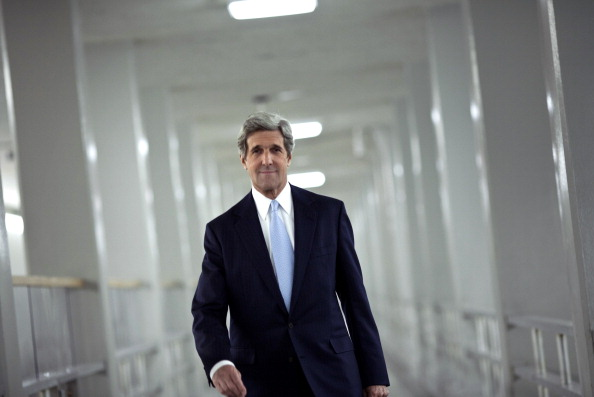 John Kerry「Senate Convenes On A Sunday, Debates START Treaty」:写真・画像(12)[壁紙.com]