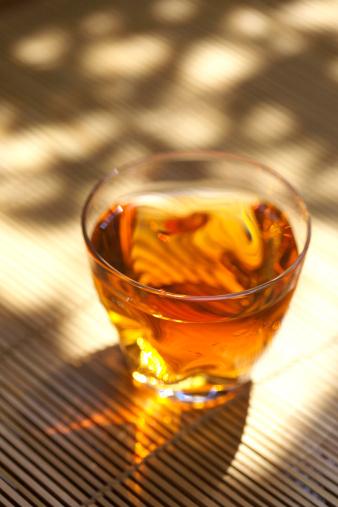 Ice Tea「Glass of tea, close up, Kanagawa prefecture, Japan」:スマホ壁紙(10)