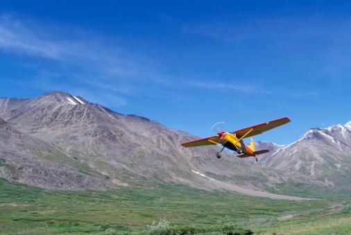 Propeller Airplane「Take off」:スマホ壁紙(11)