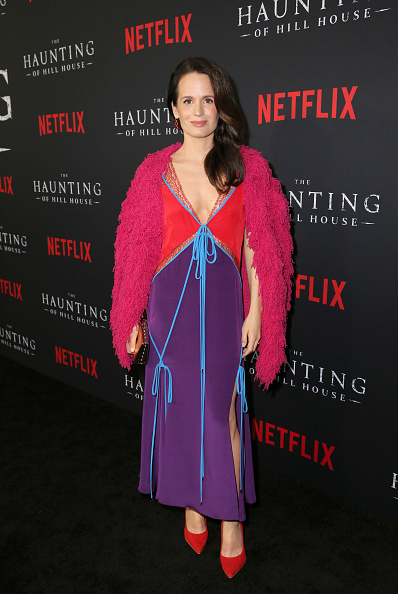 "Slit - Clothing「Netflix's ""The Haunting of Hill House"" Premiere and After Party」:写真・画像(16)[壁紙.com]"