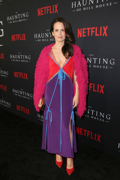 "Netflix's ""The Haunting of Hill House"" Premiere and After Party:ニュース(壁紙.com)"