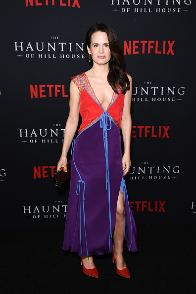 "Presley Ann「Netflix's ""The Haunting Of Hill House"" Season 1 Premiere - Arrivals」:写真・画像(12)[壁紙.com]"