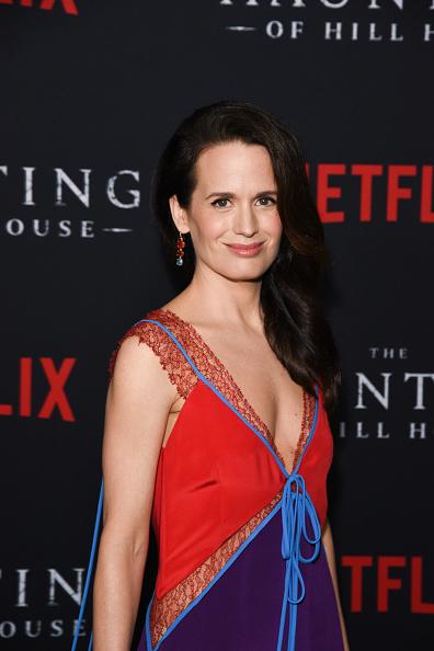 "Elizabeth Reaser「Netflix's ""The Haunting Of Hill House"" Season 1 Premiere - Arrivals」:写真・画像(1)[壁紙.com]"