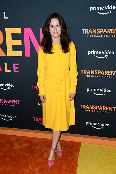 """Elizabeth Reaser「LA Premiere Of Amazon's """"Transparent Musicale Finale"""" - Arrivals」:写真・画像(11)[壁紙.com]"""