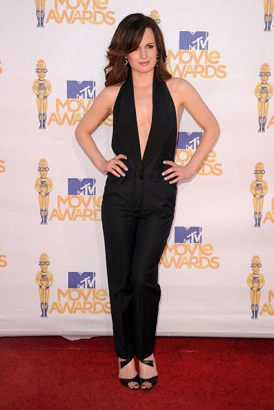 Halter Top「2010 MTV Movie Awards - Arrivals」:写真・画像(9)[壁紙.com]