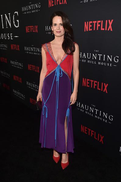 "Elizabeth Reaser「Netflix's ""The Haunting Of Hill House"" Season 1 Premiere - Red Carpet」:写真・画像(9)[壁紙.com]"