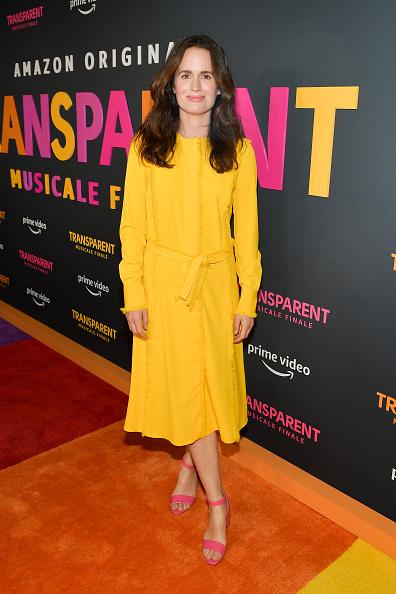 """Elizabeth Reaser「LA Premiere Of Amazon's """"Transparent Musicale Finale"""" - Red Carpet」:写真・画像(7)[壁紙.com]"""