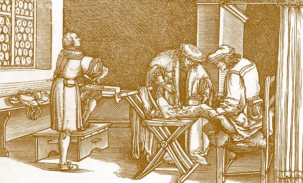 Medieval「A German surgeon」:写真・画像(16)[壁紙.com]