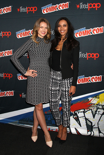 Jessica Lucas「New York Comic-Con 2015 - Day 4」:写真・画像(7)[壁紙.com]