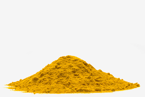 Turmeric「Pile of yellow powder」:スマホ壁紙(9)