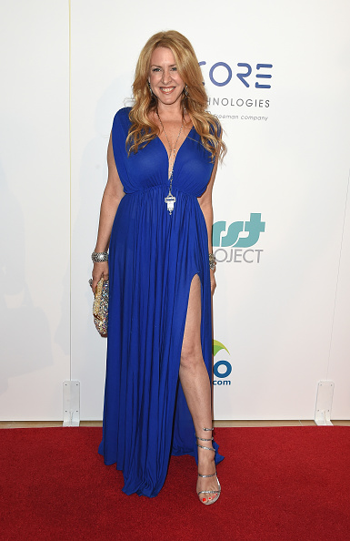 """Long Hair「5th Annual Thirst Gala Hosted By Jennifer Garner In Partnership With Skyo And Relativity's """"Earth To Echo"""" - Arrivals」:写真・画像(12)[壁紙.com]"""