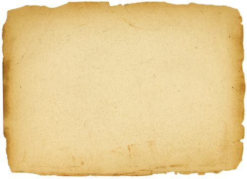 Sepia Toned「Old paper with rough edges」:スマホ壁紙(13)
