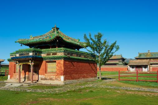 Orkhon Valley「Mongolia, Ovorkhangai, Kharkhorin, Erdene Zuu」:スマホ壁紙(1)