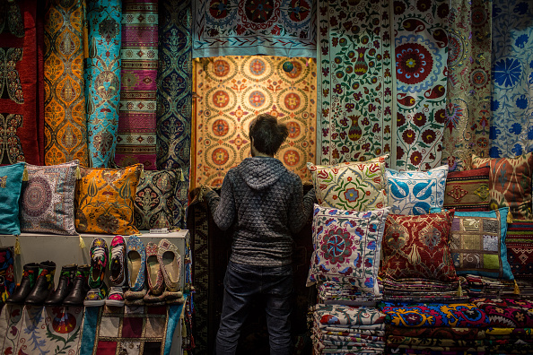 ヒューマンインタレスト「Traditional Turkish Shops And Bazaars Still Prominent In Istanbul」:写真・画像(15)[壁紙.com]