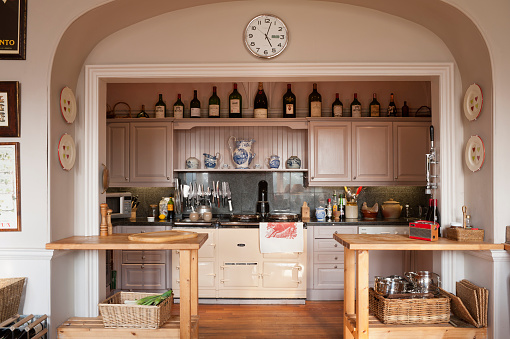 Domestic Kitchen「Carlton Towers, Yorkshire」:スマホ壁紙(0)