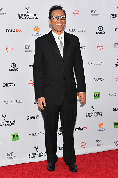 International Emmy Awards「45th International Emmy Awards - Arrivals」:写真・画像(1)[壁紙.com]