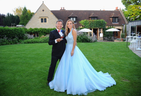 Event「Katherine Jenkins And Raymond Blanc Host A Martell Very Special Nights Event」:写真・画像(10)[壁紙.com]
