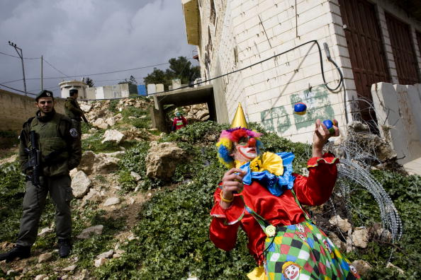 West Bank「Israel Celebrates Festival Of Purim」:写真・画像(17)[壁紙.com]