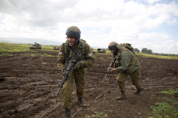 Army Soldier「Israeli Army Drill」:写真・画像(11)[壁紙.com]