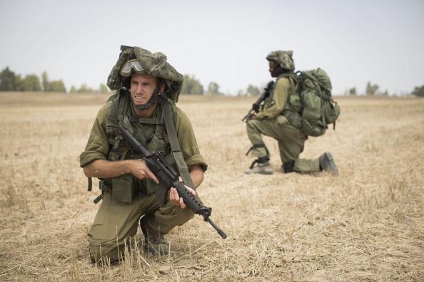Israel-Palestine Conflict「Tensions Remain High At Israeli Gaza Border」:写真・画像(13)[壁紙.com]