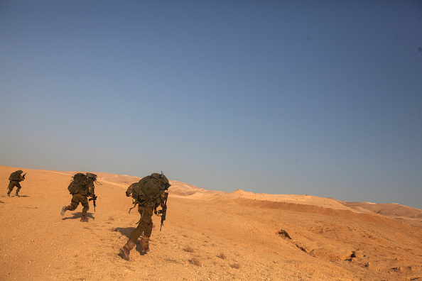 West Bank「Israeli Soldiers Training」:写真・画像(19)[壁紙.com]