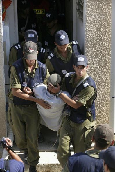 Taking Off - Activity「Israel Begins West Bank Withdrawal」:写真・画像(11)[壁紙.com]