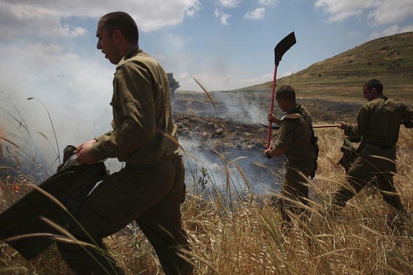 Strategy「Israeli Troops Train In the Golan Heights」:写真・画像(15)[壁紙.com]