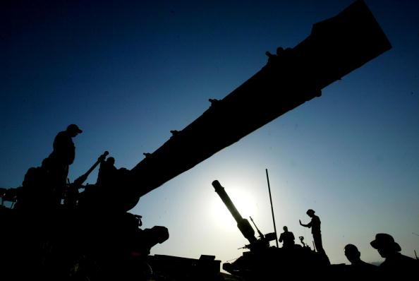 Clear Sky「Israel Continues Incursion Into Gaza」:写真・画像(3)[壁紙.com]