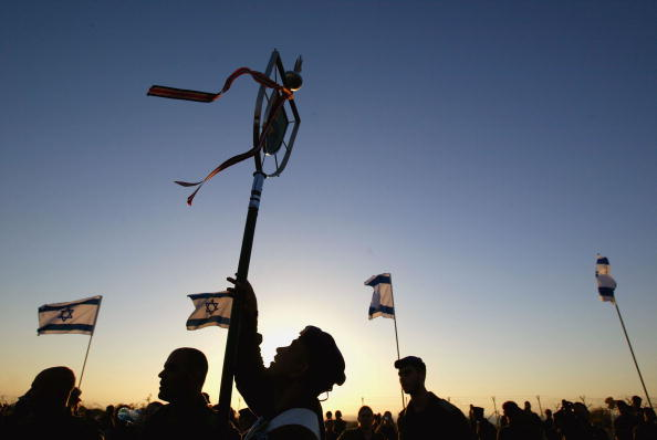 Clear Sky「Israeli Troops Make Final Withdrawl From Gaza」:写真・画像(12)[壁紙.com]