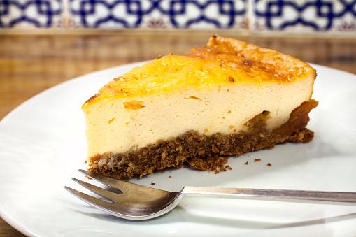 ケーキ「Marmalade cheesecake」:スマホ壁紙(13)