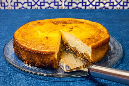 ケーキ「Marmalade cheesecake」:スマホ壁紙(15)
