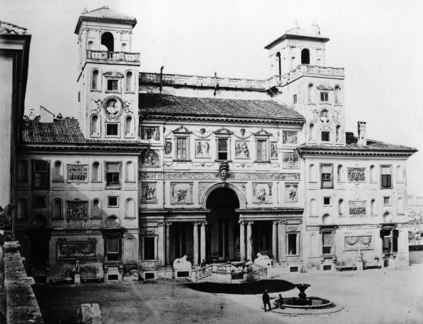 Ornate「Villa Medici」:写真・画像(13)[壁紙.com]