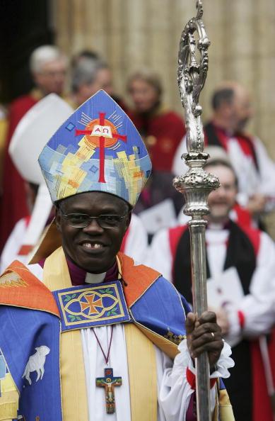 Mitre「John Sentamu Enthroned As Archbishop Of York」:写真・画像(18)[壁紙.com]