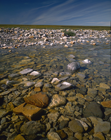 Arctic National Wildlife Refuge「Clear Waters in Arctic Wildlife Refuge」:スマホ壁紙(6)