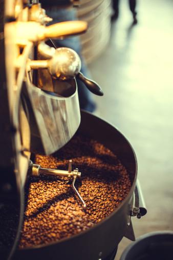 Coffee Roaster「Coffee Roaster in Action」:スマホ壁紙(2)