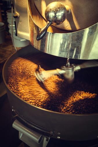 Coffee Roaster「Coffee Roaster in Motion」:スマホ壁紙(15)