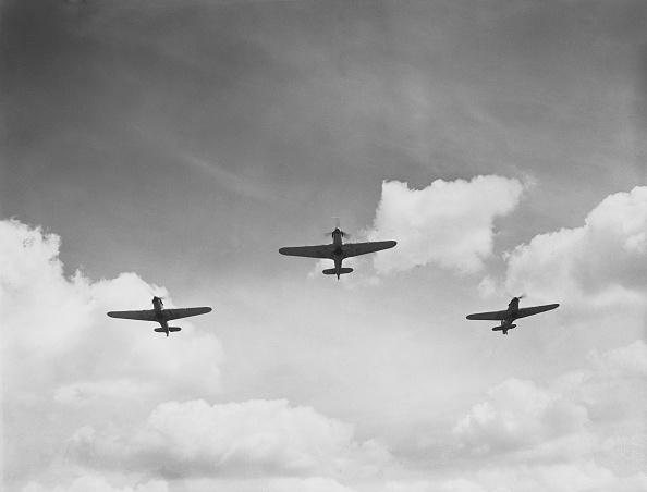 Sky「Hawker Hurricanes」:写真・画像(10)[壁紙.com]