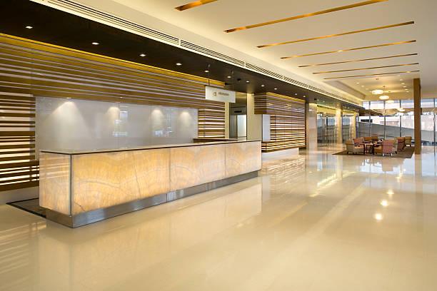 Building Lobby Reception:スマホ壁紙(壁紙.com)