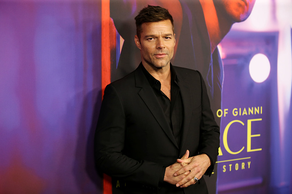 """Ricky Martin「For Your Consideration Event For FX's """"The Assassination Of Gianni Versace: American Crime Story"""" - Arrivals」:写真・画像(3)[壁紙.com]"""