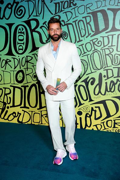 Ricky Martin「Dior Men Fall 2020 Runway Show」:写真・画像(1)[壁紙.com]