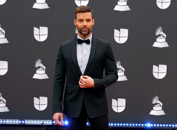 Ricky Martin「20th Annual Latin GRAMMY Awards - Arrivals」:写真・画像(10)[壁紙.com]