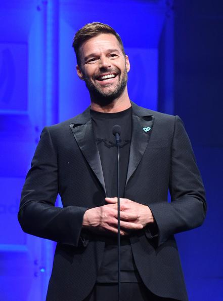 Ricky Martin「29th Annual GLAAD Media Awards Los Angeles - Dinner and Show」:写真・画像(5)[壁紙.com]