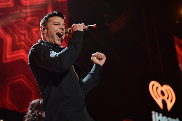 Ricky Martin「iHeartRadio Fiesta Latina - Show」:写真・画像(18)[壁紙.com]