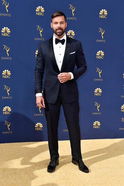 Shawl Collar「70th Emmy Awards - Arrivals」:写真・画像(10)[壁紙.com]