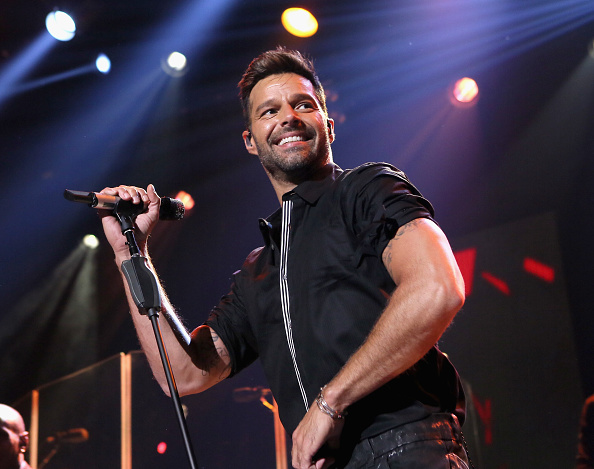 Ricky Martin「Ricky Martin on the Honda Stage at the iHeartRadio Theater Los Angeles」:写真・画像(0)[壁紙.com]